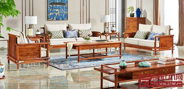 中山市匠王千赢国际入口家具有限公司 名称:《传承沙发》