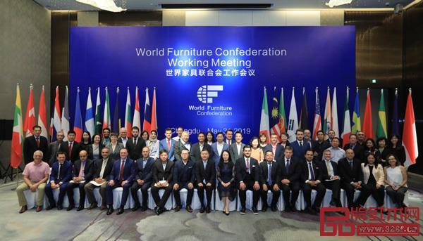 世界家具联合会于成都召开