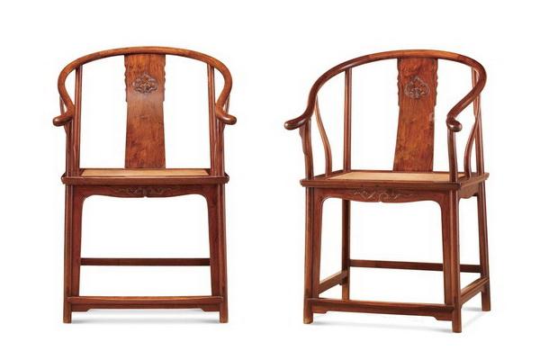 北京保利2019春拍古典家具(一):十面灵璧山居甄选明式家具