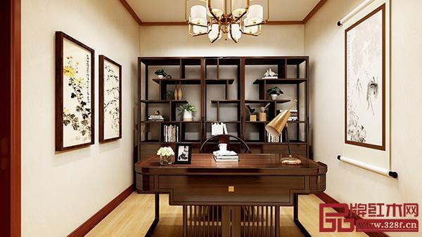 东成文宋系列书房空间,真正的自在悠然之境
