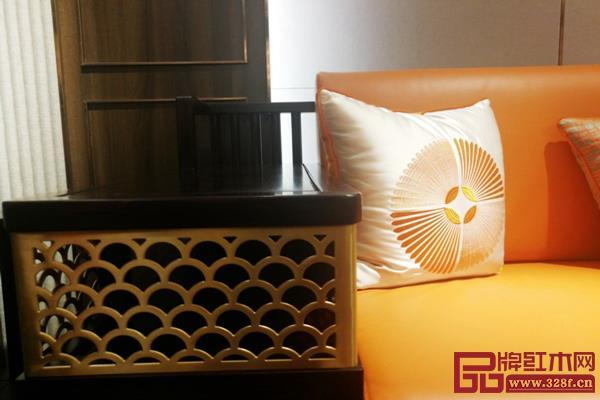 雍博堂旗下黑酸枝新中式品牌——春风的产品
