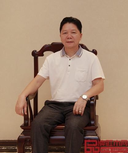 顺泰轩董事长、书香门第品牌创始人刘胜长