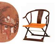 从宋画走来,穿越千年,一把交椅的演变