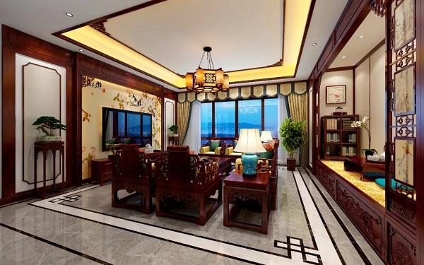 中式红木装修——清丽无双的颜值,文雅绝伦的格调