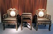 太师椅、官帽椅、圈椅摆放在什么位置最合适?