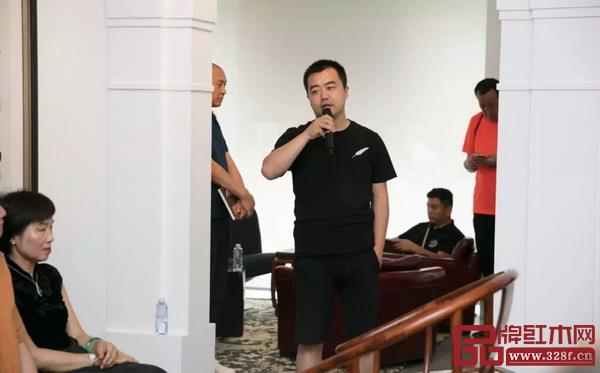 重量级观众互动:故宫出版社专家张志辉和嘉宾交流