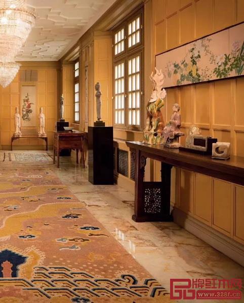 2019年,佳士得呈现了收藏大亨欧云伉俪的家