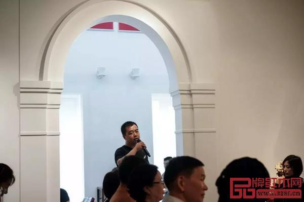 重量级观众互动:故宫博物院专家张志辉和嘉宾交流
