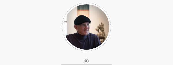 """柯惕思(Curtis Evarts),美国人,著名中国古家具收藏家、学者,上海""""善居""""主人"""