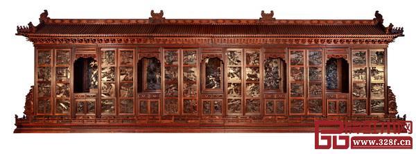 大清翰林——《中华耕织世纪大柜》