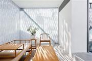 中式空间留白 以无物胜有物|新中式秀场