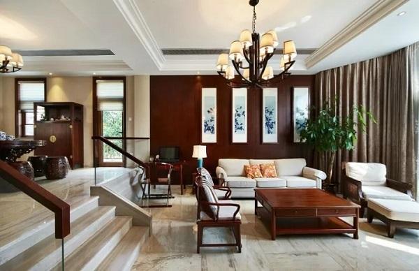 红木家具,把新家打造的这么美!