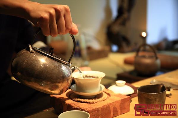 茶道商机,喝茶谈生意