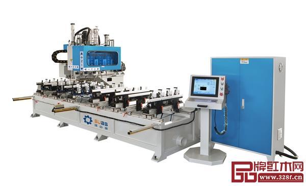 速必胜三排数控槽机SX4-2400 方便、简单、快捷