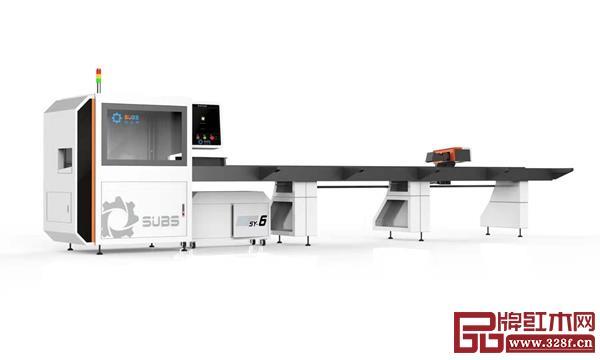 """速必胜数控优选锯SY-6 支持5种裁切模式 企业最贴心的""""伙伴"""""""