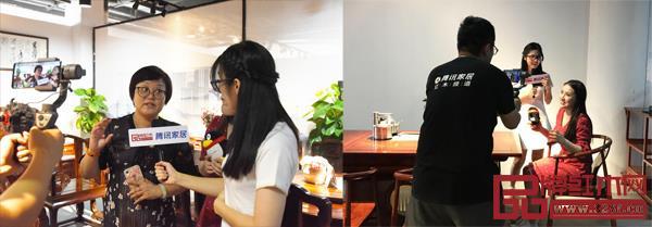 腾讯家居将作为战略合作媒体直播2019中山红博会