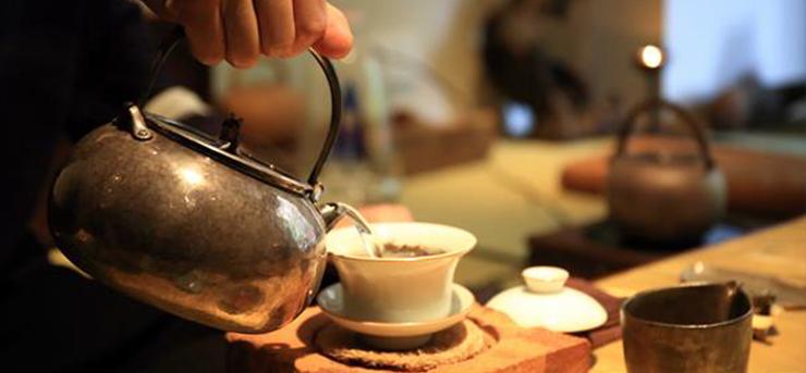 水雨轩新中式茶台,南方人的商务桌