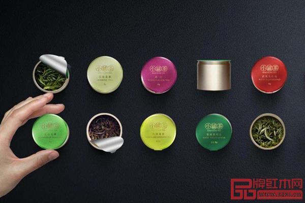 """一年卖出20亿的网红""""小罐茶"""""""
