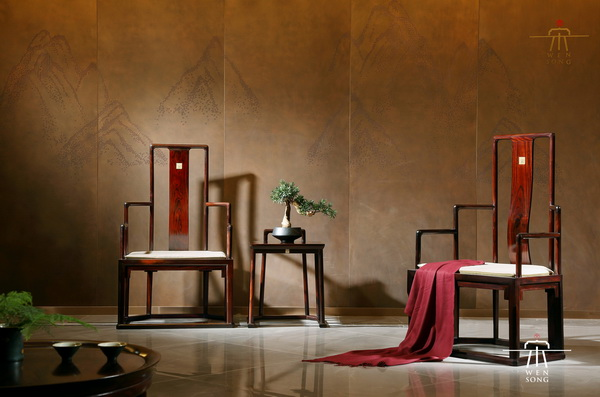 東成文宋當代中式家具去除一些純裝飾性的結構或者元素,簡約時尚