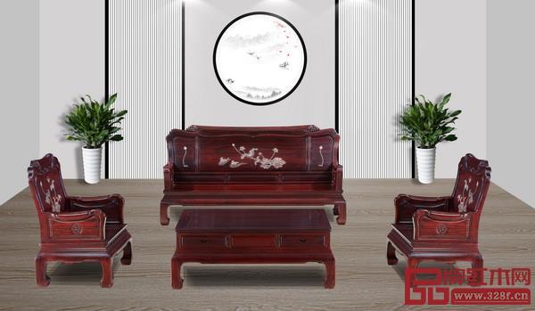 古木印象《印象一号沙发》