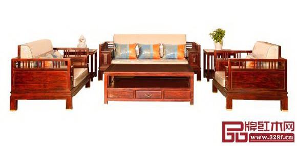 华钦红木《云尚沙发》