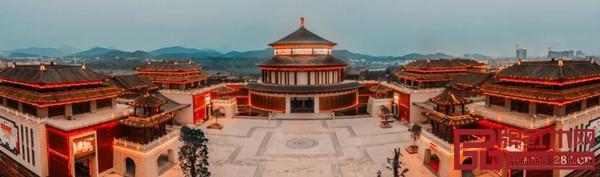 大涌红博城外景