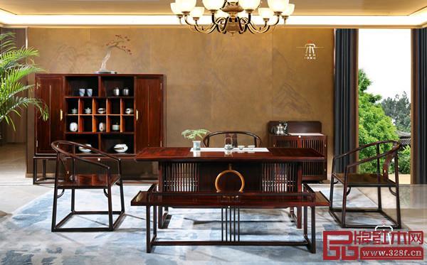 东成·文宋当代中式家具