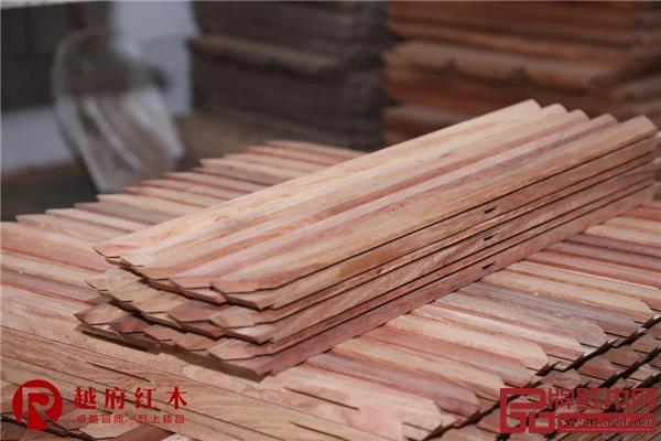 越府红木 东阳缅甸花梨家具
