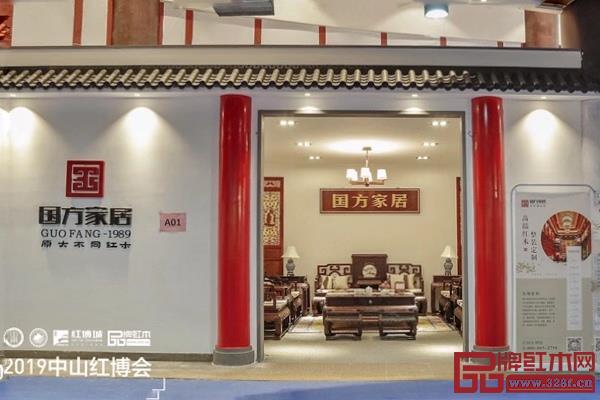 徽派的古建筑风格、中式古典的空间,打造红木家具空间美学