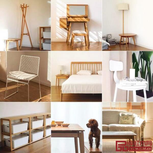 有序的重复,模块化的组合让家具富有简单美
