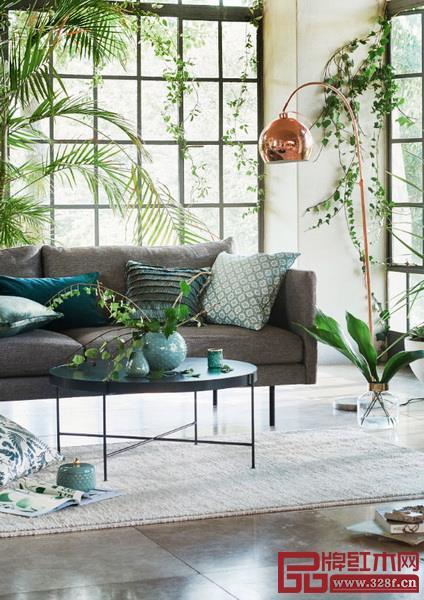 H&M HOME具有时令特色的家居产品