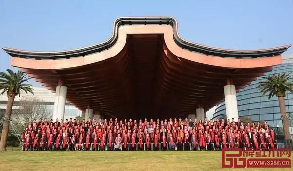 第八届红木品牌盛典走进厦门金砖会晤地