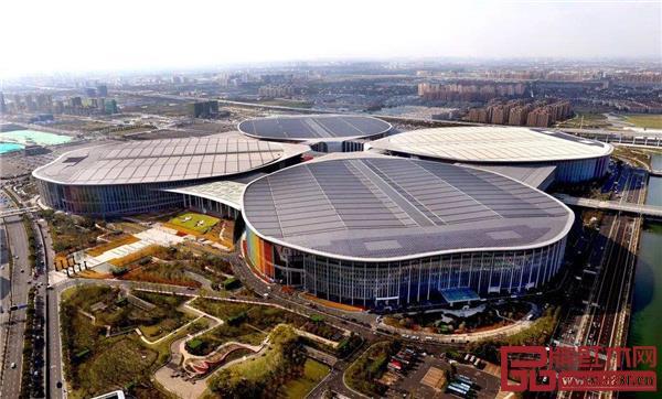 中国国际进口博览会举办地-上海