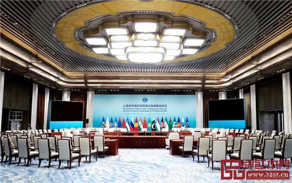 上合组织青岛峰会举办地-青岛