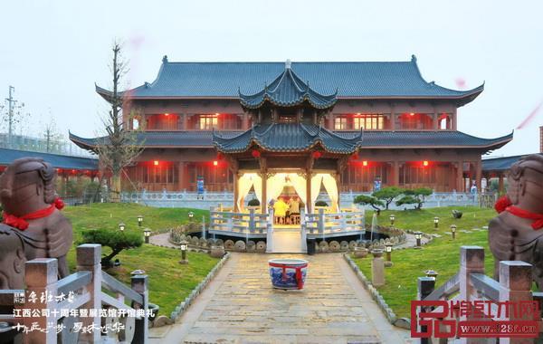 鲁班木艺展览馆