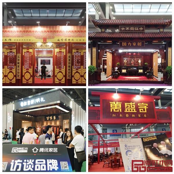 高端千赢国际入口家具品牌亮相东莞名家具展、深圳中式生活定制展,实现了中式生活艺术的全面展示