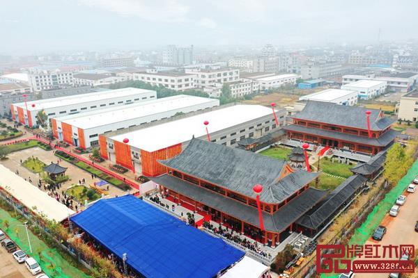 鲁班木艺江西公司十周年暨展览馆开馆典礼活动隆重举行