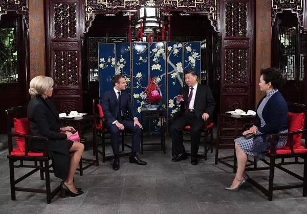 中法两国元首上海豫园会见 千赢国际入口家具再引全球瞩目
