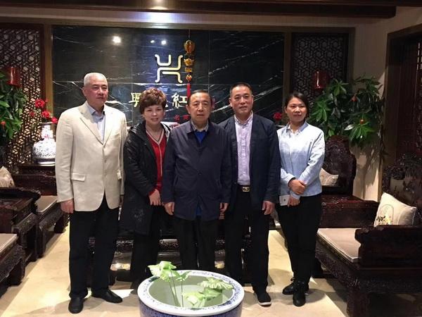 人力资源和社会保障部原副部长杨志明莅临兴成亚博体育下载苹果
