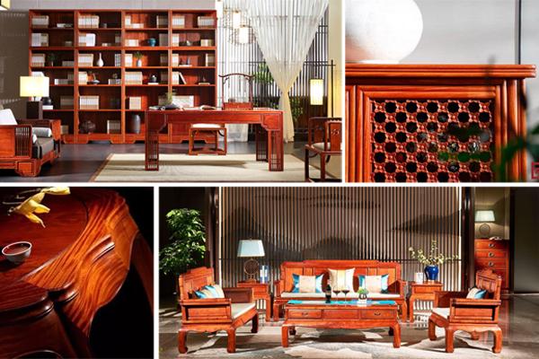 缅甸花梨家具对人的好处多,大众品牌如何选?