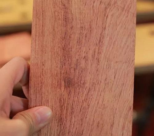 木材介绍——小巴花