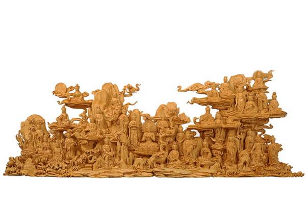 大家之家林庆财谈木雕工艺发展:在继承传统中不断创新