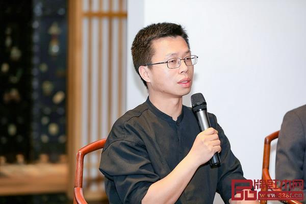 江南大学教师、中国古代家具研究者邓彬分享