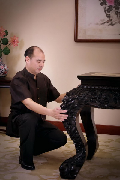 万盛宇红木蒋桢全:一位红木浙商的自我较量