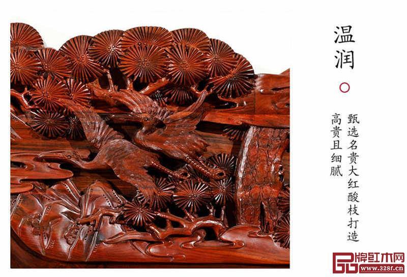 大红酸枝木家具价格是怎样的?与红酸枝有哪些区别