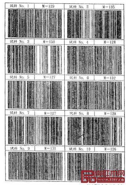 图12_ 具有1/f型涨落谱的纵向条纹图案