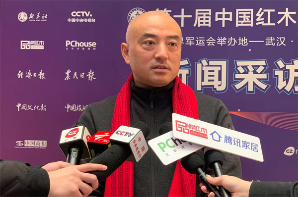 明堂红木徐志峰:做新生代消费者喜欢的红木家具