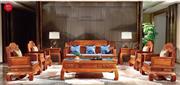 广东中山缅甸花梨沙发的特点是什么?一起来认识