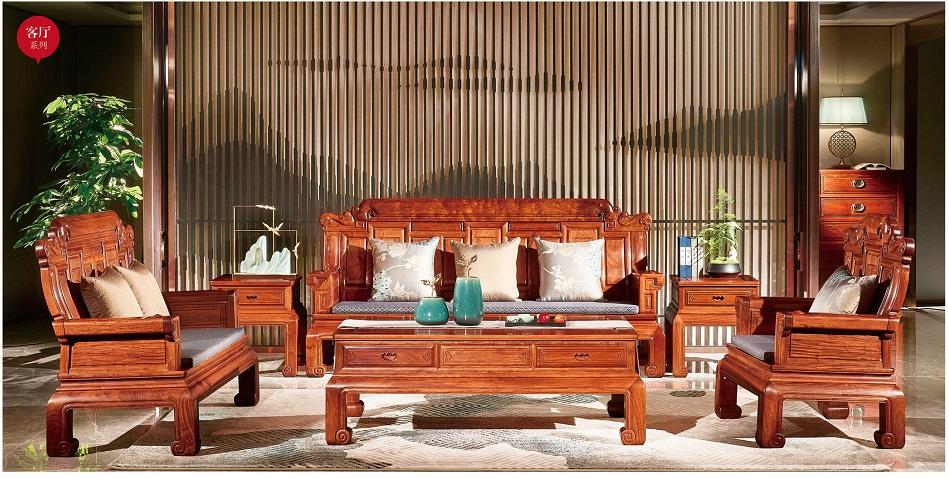 缅甸花梨沙发如何保存?一起掌握六点