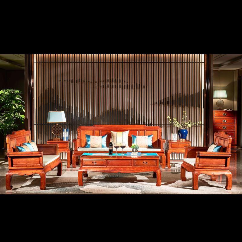 缅甸花梨沙发怎么保养?缅甸花梨沙发保养注意哪些细节?